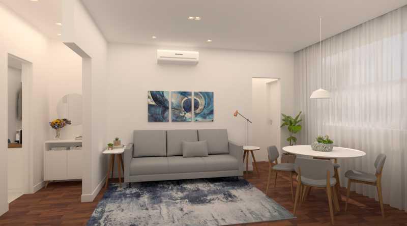 f3a668aee80c1fff-sala 01 - Apartamento 2 quartos à venda Copacabana, Rio de Janeiro - R$ 869.000 - SVAP20562 - 15