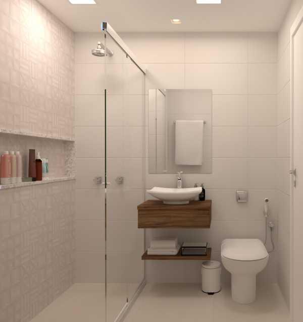 3c4482bdc277200f-BANHEIRO 01 - Apartamento 1 quarto à venda Copacabana, Rio de Janeiro - R$ 529.000 - SVAP10056 - 5