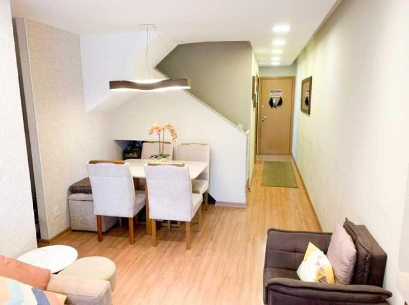 2 - Cobertura 4 quartos à venda Taquara, Rio de Janeiro - R$ 635.000 - SVCO40013 - 3