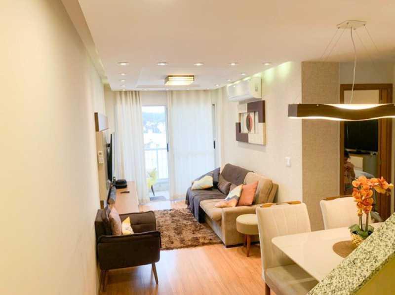 3 - Cobertura 4 quartos à venda Taquara, Rio de Janeiro - R$ 635.000 - SVCO40013 - 4