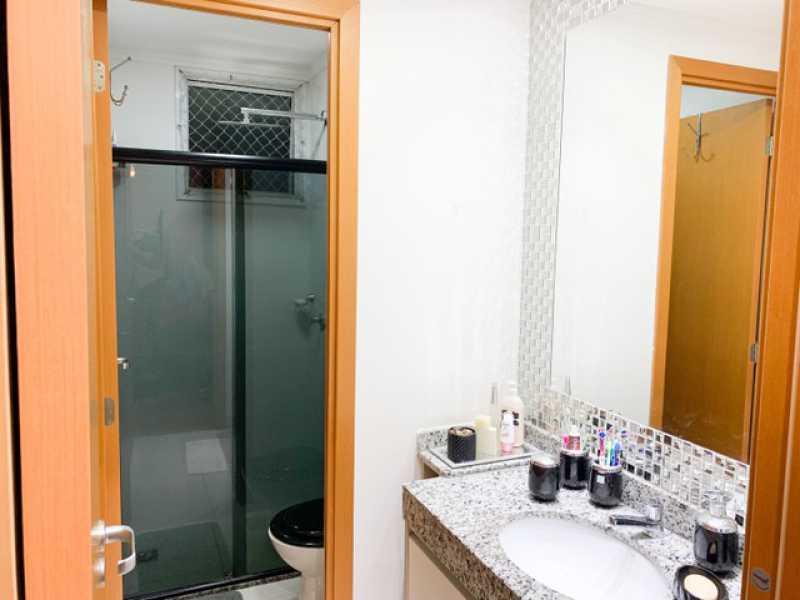 13 - Cobertura 4 quartos à venda Taquara, Rio de Janeiro - R$ 635.000 - SVCO40013 - 15