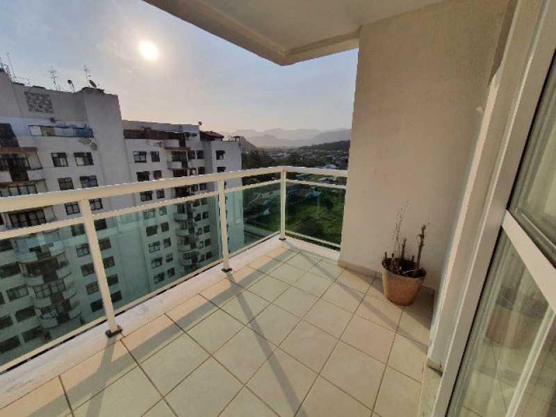 8 - Cobertura 2 quartos à venda Recreio dos Bandeirantes, Rio de Janeiro - R$ 680.000 - SVCO20018 - 9