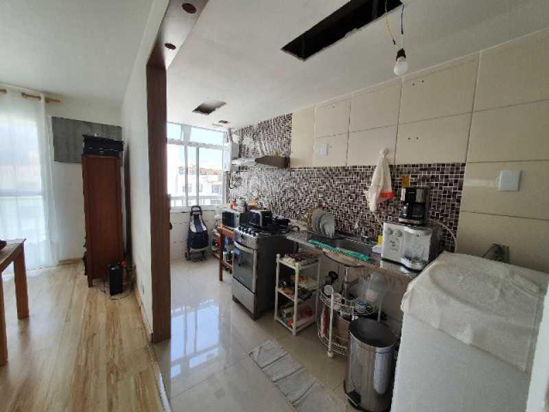 12 - Cobertura 2 quartos à venda Recreio dos Bandeirantes, Rio de Janeiro - R$ 680.000 - SVCO20018 - 13