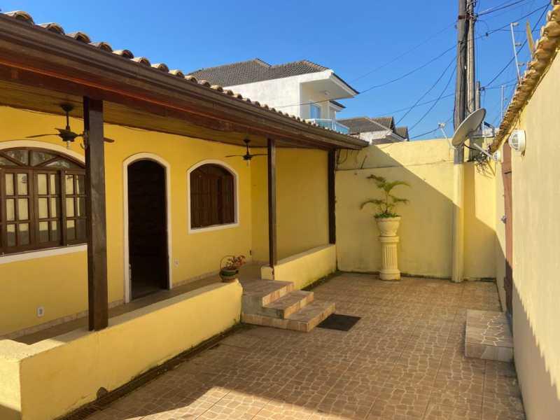 1 - Casa em Condomínio 3 quartos à venda Vargem Pequena, Rio de Janeiro - R$ 380.000 - SVCN30164 - 1
