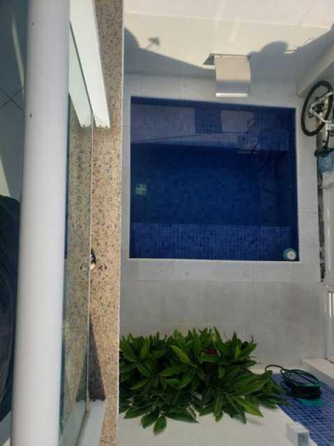1 - Casa em Condomínio 2 quartos à venda Recreio dos Bandeirantes, Rio de Janeiro - R$ 350.000 - SVCN20069 - 1