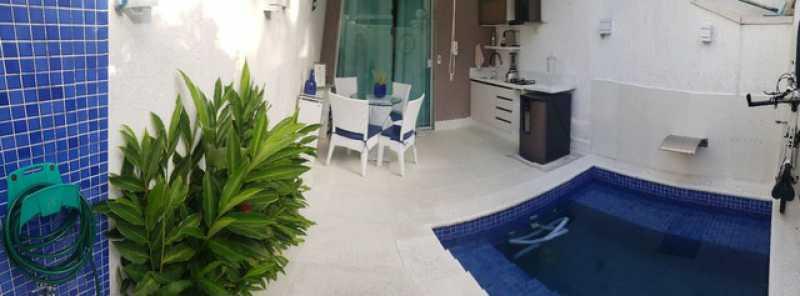 2 - Casa em Condomínio 2 quartos à venda Recreio dos Bandeirantes, Rio de Janeiro - R$ 350.000 - SVCN20069 - 3