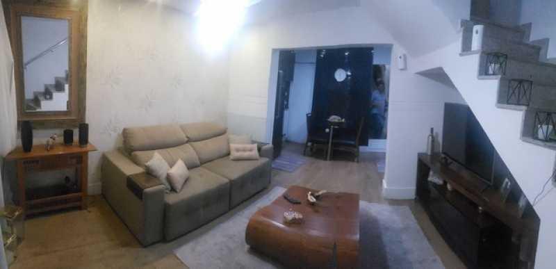 6 - Casa em Condomínio 2 quartos à venda Recreio dos Bandeirantes, Rio de Janeiro - R$ 350.000 - SVCN20069 - 4