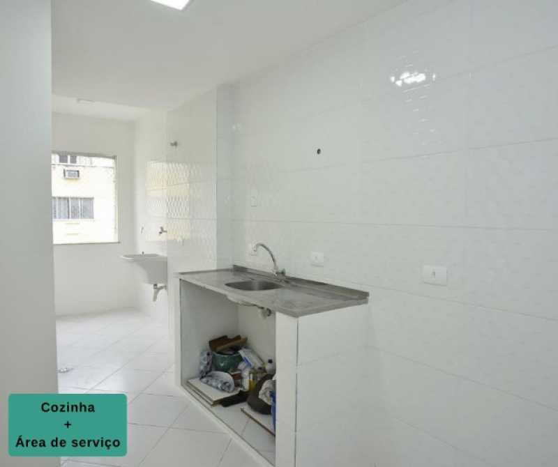 11 - Apartamento 2 quartos à venda Tanque, Rio de Janeiro - R$ 205.000 - SVAP20565 - 18