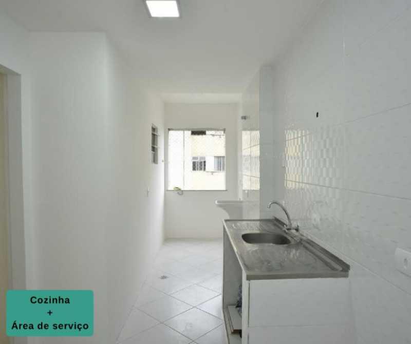 18 - Apartamento 2 quartos à venda Tanque, Rio de Janeiro - R$ 205.000 - SVAP20565 - 19