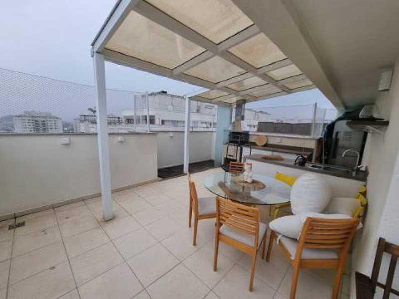 3 - Cobertura 2 quartos à venda Barra da Tijuca, Rio de Janeiro - R$ 1.250.000 - SVCO20019 - 1