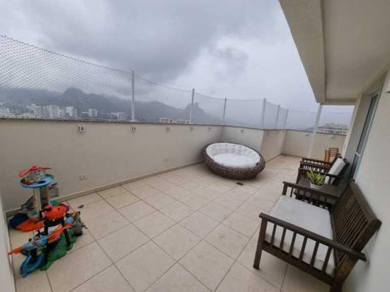 4 - Cobertura 2 quartos à venda Barra da Tijuca, Rio de Janeiro - R$ 1.250.000 - SVCO20019 - 6