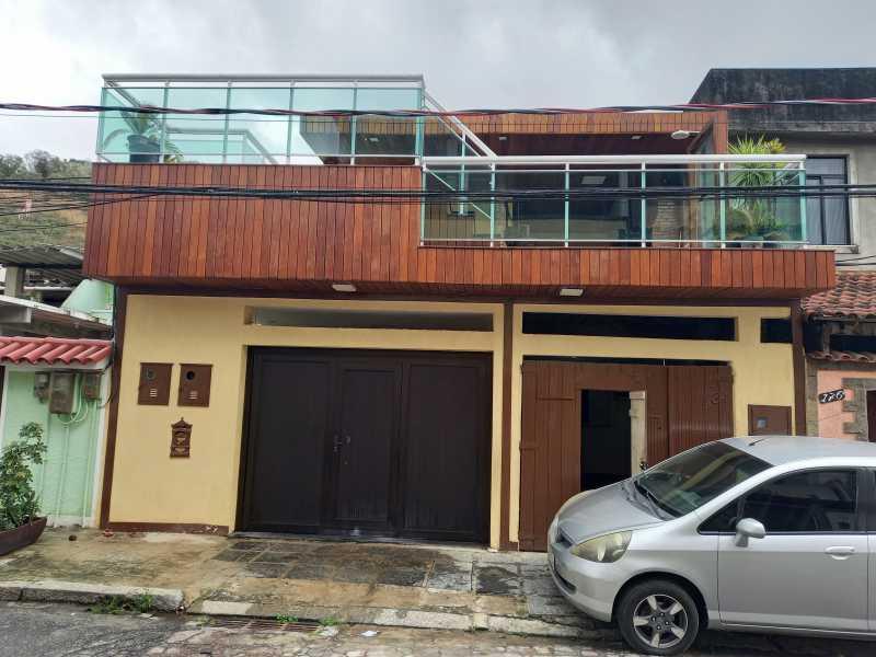 1 - Casa de Vila 2 quartos à venda Taquara, Rio de Janeiro - R$ 210.000 - SVCV20019 - 1