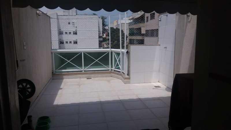 17 - Casa em Condomínio 3 quartos à venda Recreio dos Bandeirantes, Rio de Janeiro - R$ 620.000 - SVCN30166 - 18