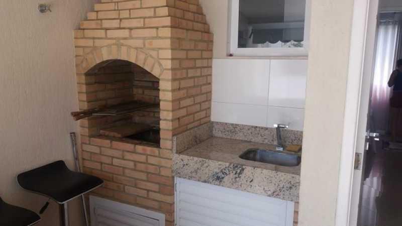 19 - Casa em Condomínio 3 quartos à venda Recreio dos Bandeirantes, Rio de Janeiro - R$ 620.000 - SVCN30166 - 20