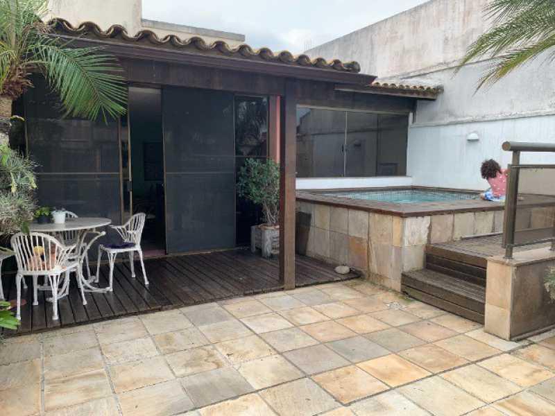1 - Cobertura 3 quartos à venda Recreio dos Bandeirantes, Rio de Janeiro - R$ 1.240.000 - SVCO30041 - 1