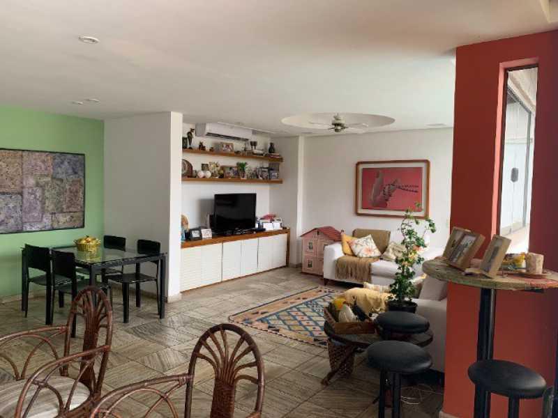 3 - Cobertura 3 quartos à venda Recreio dos Bandeirantes, Rio de Janeiro - R$ 1.240.000 - SVCO30041 - 4