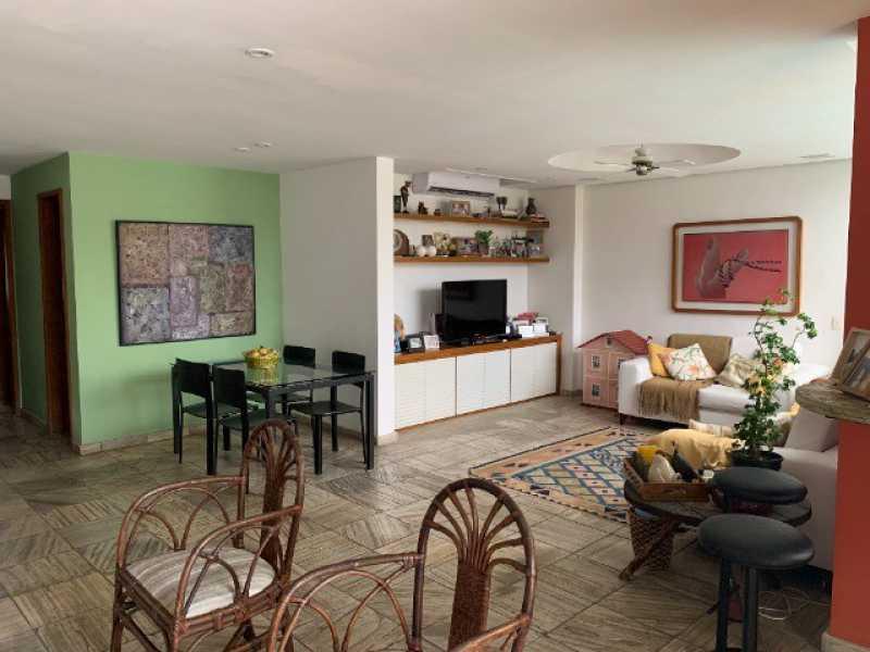 4 - Cobertura 3 quartos à venda Recreio dos Bandeirantes, Rio de Janeiro - R$ 1.240.000 - SVCO30041 - 5