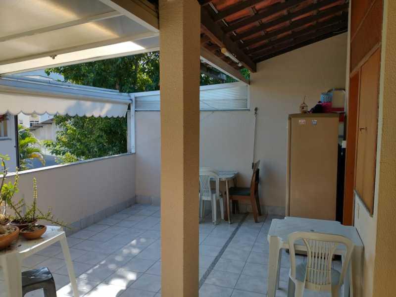 740e24cf-8a95-45cf-9231-92f4f2 - Casa em Condomínio 2 quartos à venda Camorim, Rio de Janeiro - R$ 380.000 - SVCN20070 - 6