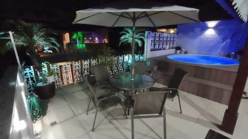 4392_G1631798126 - Casa em Condomínio 3 quartos à venda Jacarepaguá, Rio de Janeiro - R$ 850.000 - SVCN30167 - 3