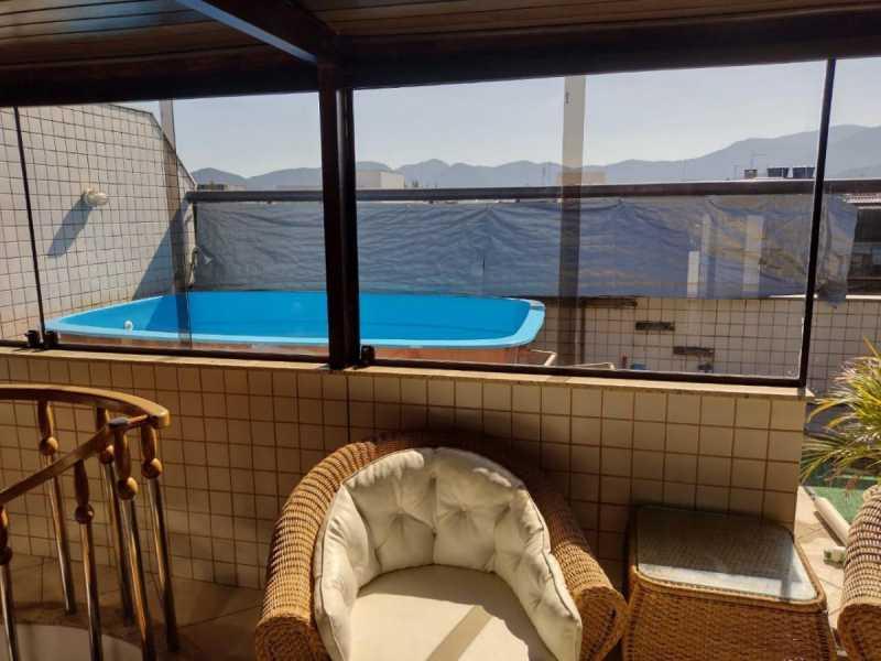 9 - Cobertura 3 quartos à venda Recreio dos Bandeirantes, Rio de Janeiro - R$ 1.750.000 - SVCO30042 - 9