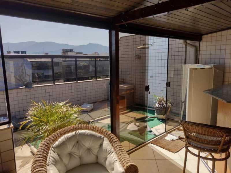 10 - Cobertura 3 quartos à venda Recreio dos Bandeirantes, Rio de Janeiro - R$ 1.750.000 - SVCO30042 - 10