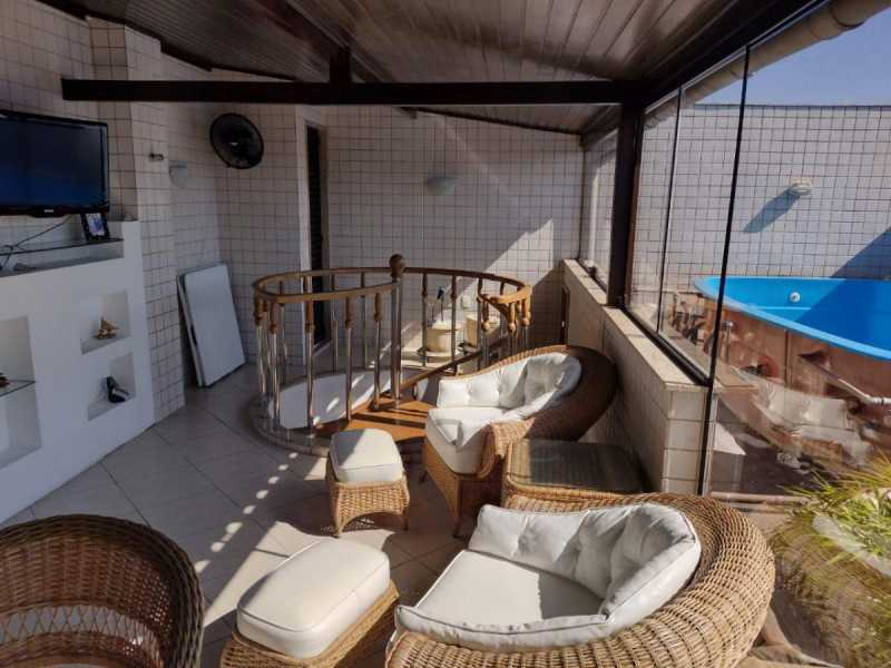 15 - Cobertura 3 quartos à venda Recreio dos Bandeirantes, Rio de Janeiro - R$ 1.750.000 - SVCO30042 - 15