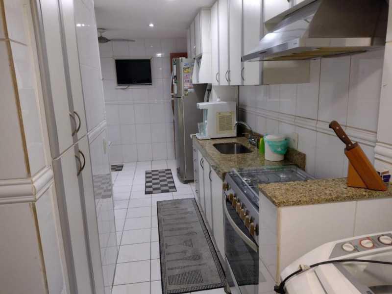 23 - Cobertura 3 quartos à venda Recreio dos Bandeirantes, Rio de Janeiro - R$ 1.750.000 - SVCO30042 - 23
