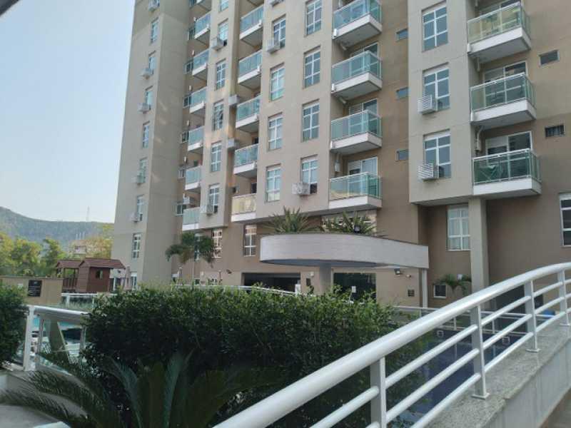 1 - Apartamento 1 quarto à venda Taquara, Rio de Janeiro - R$ 235.000 - SVAP10058 - 1