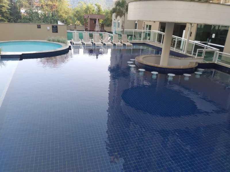 2 - Apartamento 1 quarto à venda Taquara, Rio de Janeiro - R$ 235.000 - SVAP10058 - 3