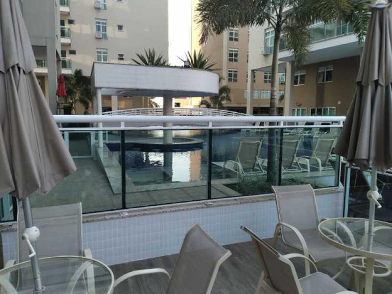 4 - Apartamento 1 quarto à venda Taquara, Rio de Janeiro - R$ 235.000 - SVAP10058 - 5