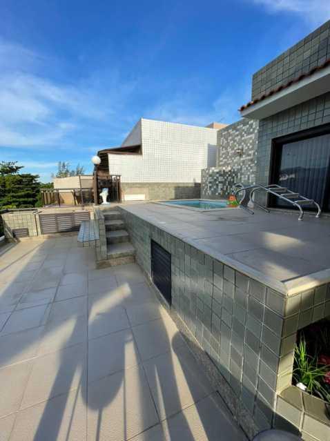 30 - Cobertura 4 quartos à venda Recreio dos Bandeirantes, Rio de Janeiro - R$ 1.950.000 - SVCO40014 - 3