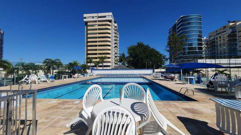1 - Apartamento 2 quartos à venda Barra da Tijuca, Rio de Janeiro - R$ 430.000 - SVAP20580 - 1