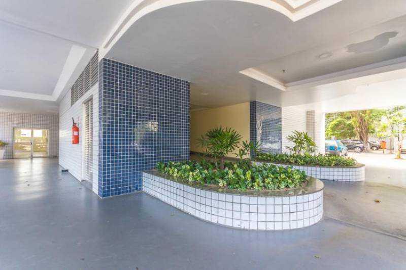 entrada bloco - Apartamento 2 quartos à venda Barra da Tijuca, Rio de Janeiro - R$ 429.900 - SVAP20581 - 3