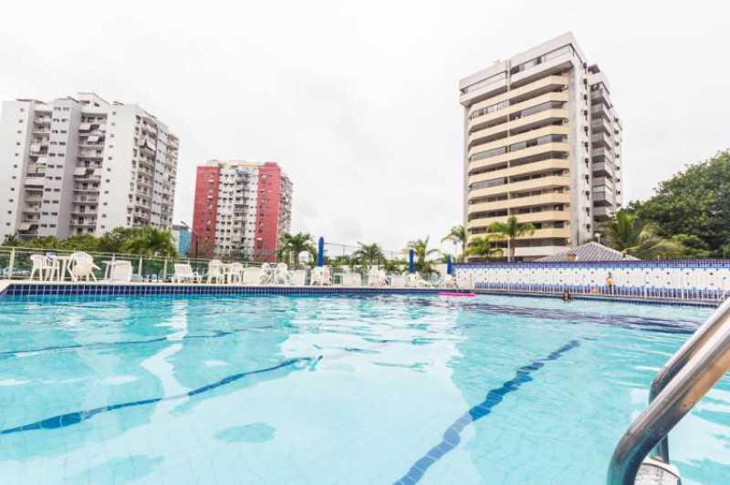 piscina 3 - Apartamento 2 quartos à venda Barra da Tijuca, Rio de Janeiro - R$ 429.900 - SVAP20581 - 16