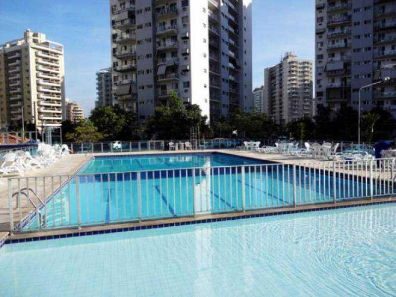 piscina2 - Apartamento 2 quartos à venda Barra da Tijuca, Rio de Janeiro - R$ 429.900 - SVAP20581 - 18