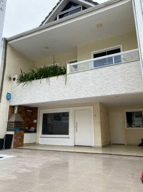 4448_G1633439421 - Casa em Condomínio 4 quartos à venda Recreio dos Bandeirantes, Rio de Janeiro - R$ 1.470.000 - SVCN40105 - 1