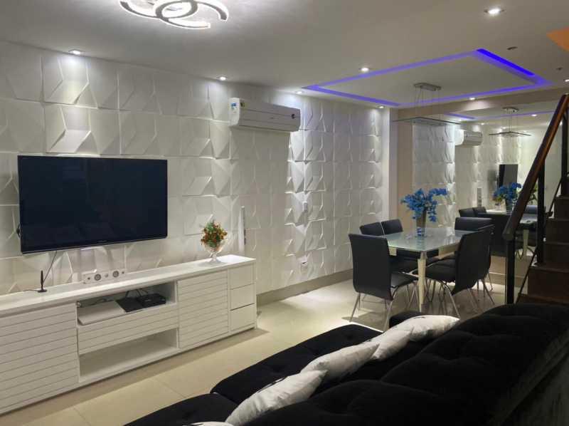 4448_G1633439427 - Casa em Condomínio 4 quartos à venda Recreio dos Bandeirantes, Rio de Janeiro - R$ 1.470.000 - SVCN40105 - 5