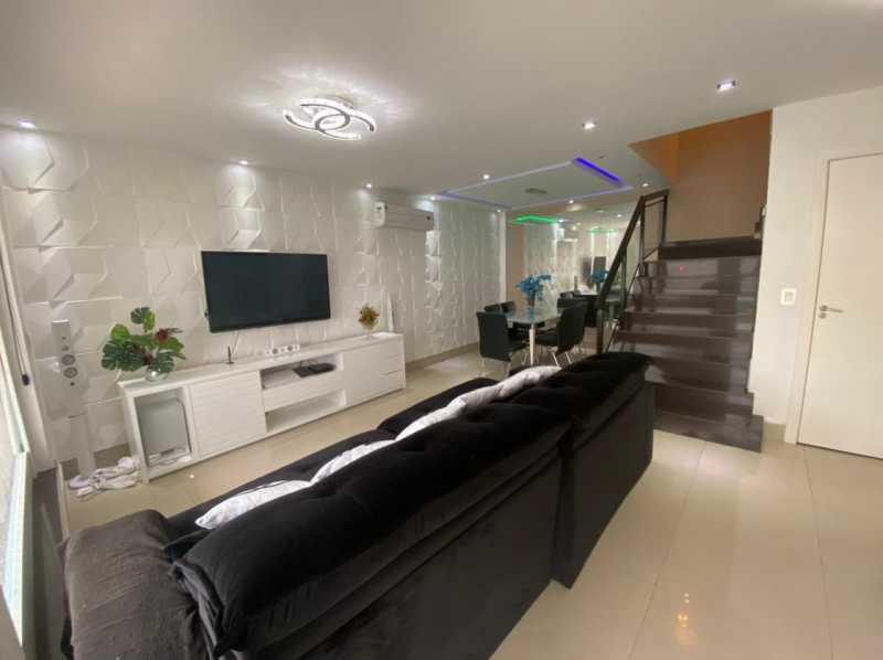 4448_G1633439429 - Casa em Condomínio 4 quartos à venda Recreio dos Bandeirantes, Rio de Janeiro - R$ 1.470.000 - SVCN40105 - 6
