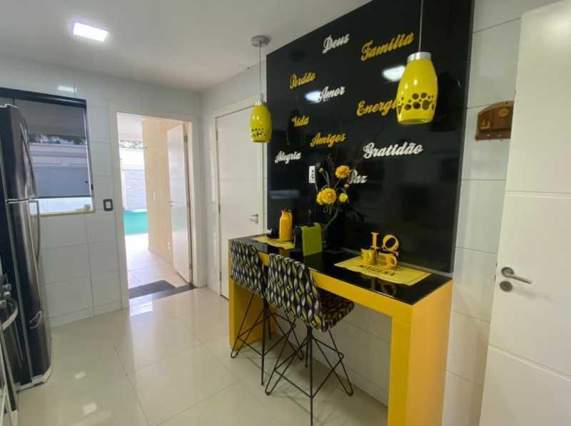 4448_G1633439443 - Casa em Condomínio 4 quartos à venda Recreio dos Bandeirantes, Rio de Janeiro - R$ 1.470.000 - SVCN40105 - 14