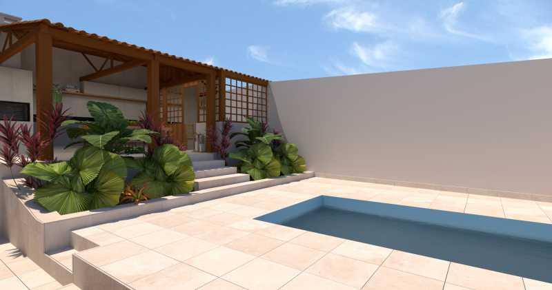 06af7a6932f1ac1a-area gourmet  - Casa 5 quartos à venda Lins de Vasconcelos, Rio de Janeiro - R$ 698.900 - SVCA50008 - 1