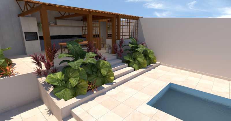 063df69c42a147ec-area gourmet  - Casa 5 quartos à venda Lins de Vasconcelos, Rio de Janeiro - R$ 698.900 - SVCA50008 - 3