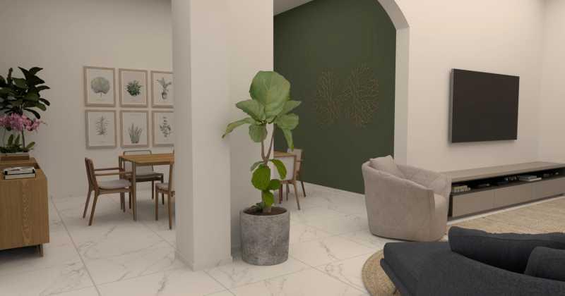 c60cfc110174b538-sala 04 - Casa 5 quartos à venda Lins de Vasconcelos, Rio de Janeiro - R$ 698.900 - SVCA50008 - 24