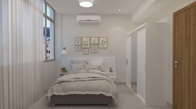 3f8c21791cf03974-QUARTO 01 - Apartamento 1 quarto à venda Copacabana, Rio de Janeiro - R$ 538.900 - SVAP10059 - 4