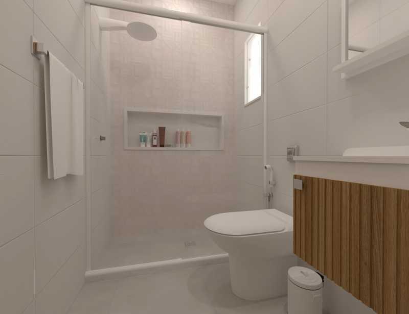 b4dffe1b8c4b344c-BANHEIRO 02 - Apartamento 1 quarto à venda Copacabana, Rio de Janeiro - R$ 538.900 - SVAP10059 - 5