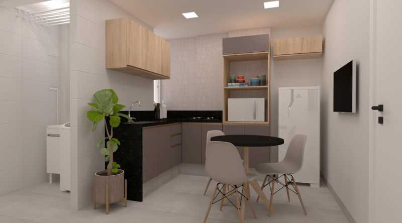 e9119b5e1d5e6409-COZINHA 02 - Apartamento 1 quarto à venda Copacabana, Rio de Janeiro - R$ 538.900 - SVAP10059 - 12