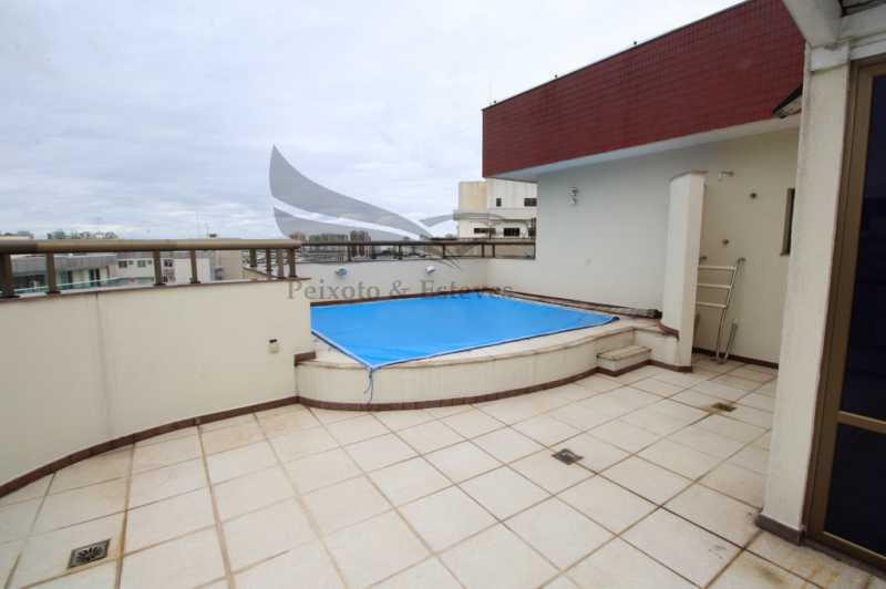 4976 - Apartamento 4 quartos para alugar Barra da Tijuca, Rio de Janeiro - R$ 10.800 - SVAP40033 - 17