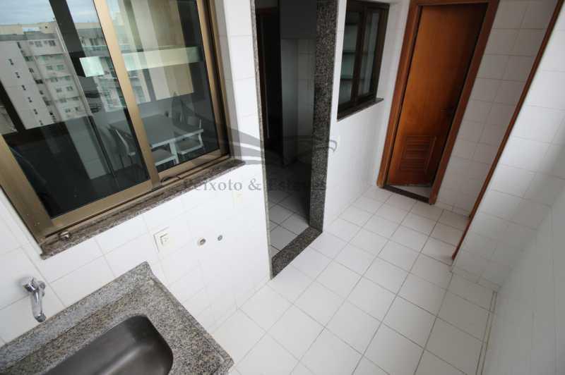 4979 - Apartamento 4 quartos para alugar Barra da Tijuca, Rio de Janeiro - R$ 10.800 - SVAP40033 - 15