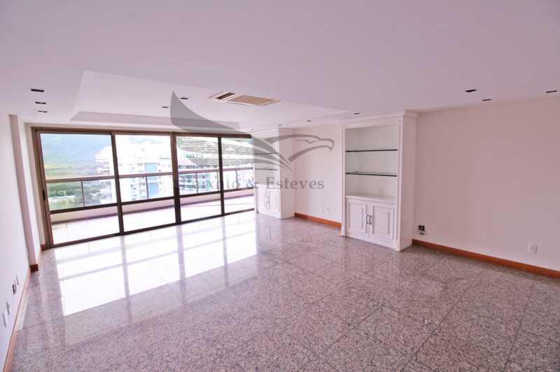 4983 - Apartamento 4 quartos para alugar Barra da Tijuca, Rio de Janeiro - R$ 10.800 - SVAP40033 - 3