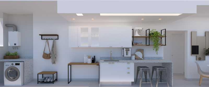 5ec1c98efe90e3a9-cozinha 01 1 - Apartamento 2 quartos à venda Copacabana, Rio de Janeiro - R$ 748.900 - SVAP20583 - 3