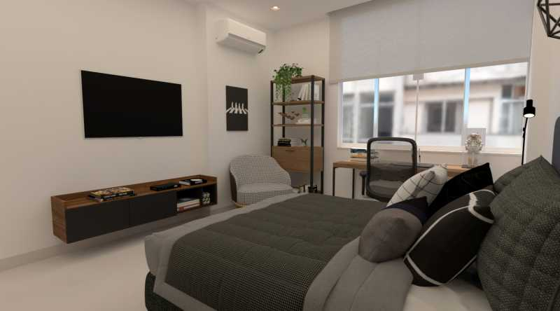 7c05b0108047a0df-quarto 02 - Apartamento 2 quartos à venda Copacabana, Rio de Janeiro - R$ 748.900 - SVAP20583 - 4